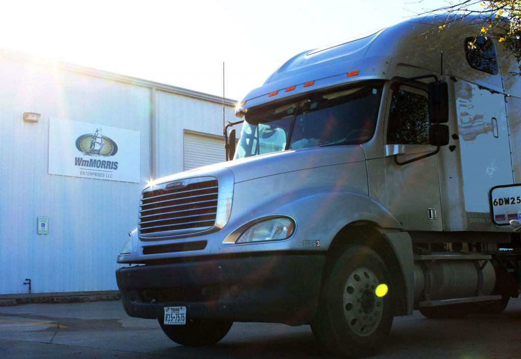 freight forwarding transportation in houston